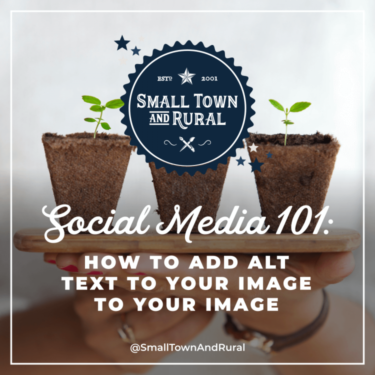 Social Media 101: How To Add Alt Text To Your Image