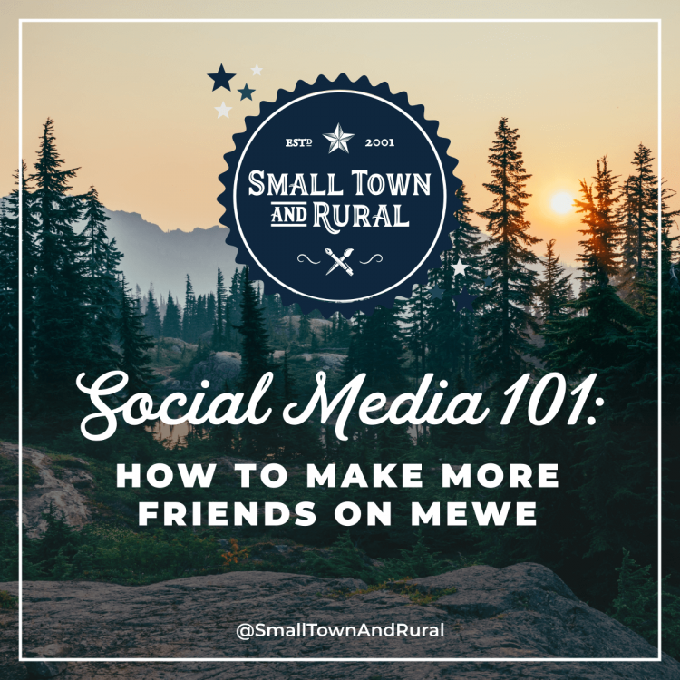 Social Media 101: How To Make More Friends On MeWe