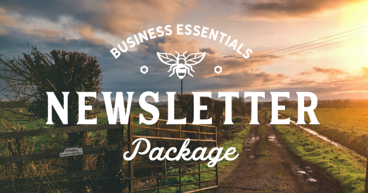 The Business Essentials Newsletter Package
