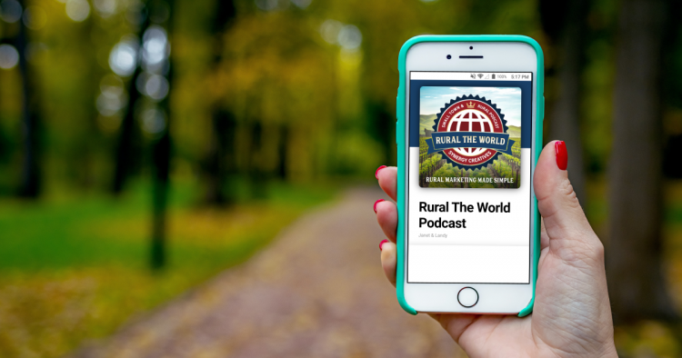 Listen To The Rural The World Podcast