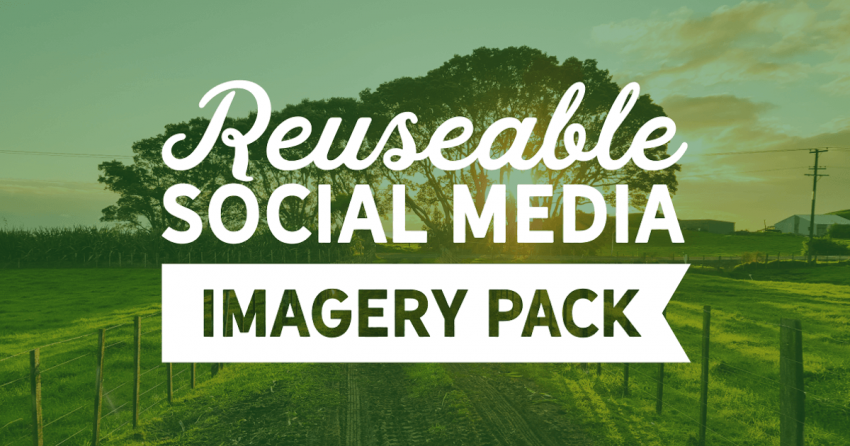 Reusable Social Media Imagery Pack